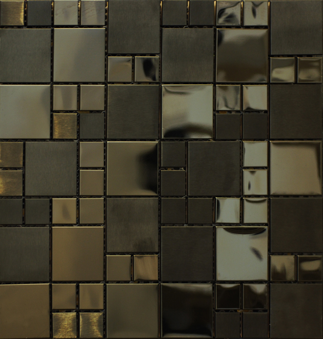 tapisserie mosaique peinture antirouille. Black Bedroom Furniture Sets. Home Design Ideas